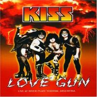 Cover KISS - Love Gun [DVD]